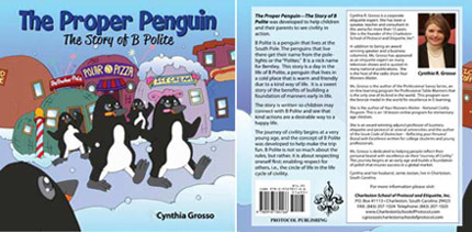 Proper Penguin Book Cover